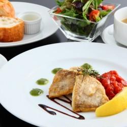 季節の魚料理