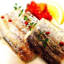 ランチメニュー 季節の魚料理変更のお知らせ