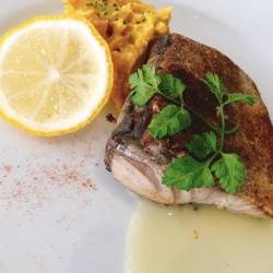 ランチ 季節の魚料理